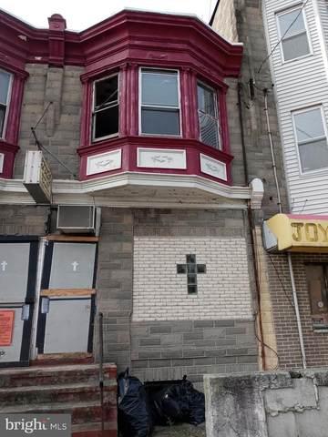 2244 W Allegheny Avenue, PHILADELPHIA, PA 19132 (#PAPH935258) :: REMAX Horizons