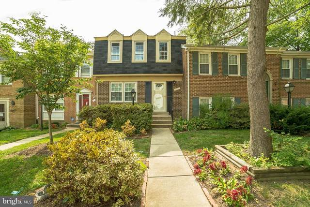 5753 Twelvemonth Court, COLUMBIA, MD 21045 (#MDHW285216) :: Ultimate Selling Team