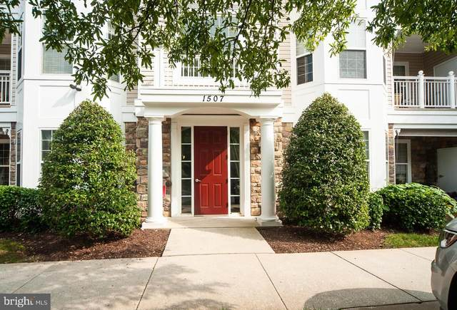 1507 Broadneck Place 1-302, ANNAPOLIS, MD 21409 (#MDAA446596) :: Network Realty Group
