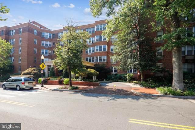 2500 Q Street NW #432, WASHINGTON, DC 20007 (#DCDC487032) :: The Riffle Group of Keller Williams Select Realtors