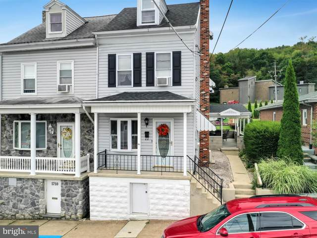 1712 Spruce Street, ASHLAND, PA 17921 (#PASK132402) :: The Joy Daniels Real Estate Group