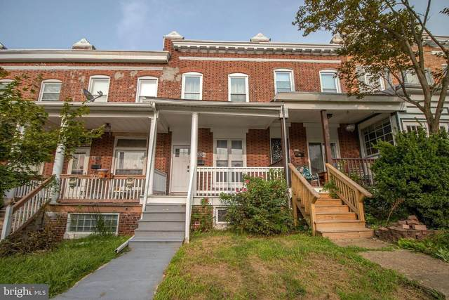 4327 Falls Road, BALTIMORE, MD 21211 (#MDBA524260) :: The Redux Group