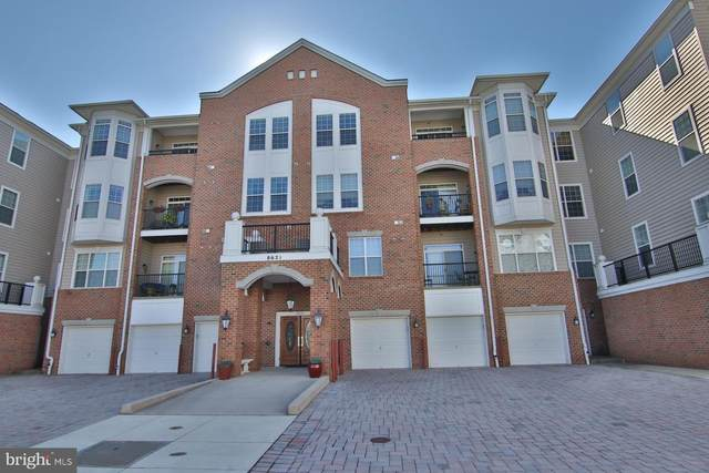8621 Fluttering Leaf Trail #207, ODENTON, MD 21113 (#MDAA446618) :: Crossman & Co. Real Estate