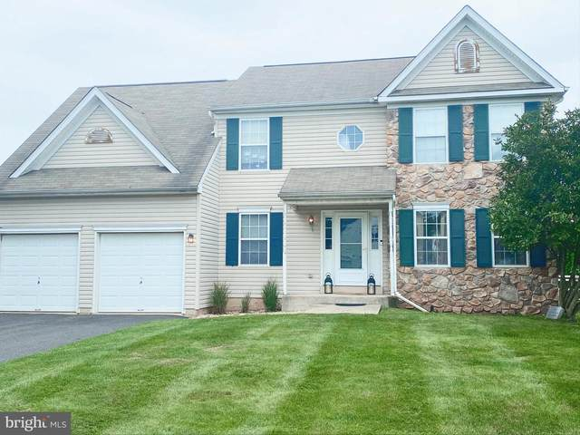 1300 Grey Fox Circle, QUAKERTOWN, PA 18951 (#PABU506970) :: John Lesniewski | RE/MAX United Real Estate