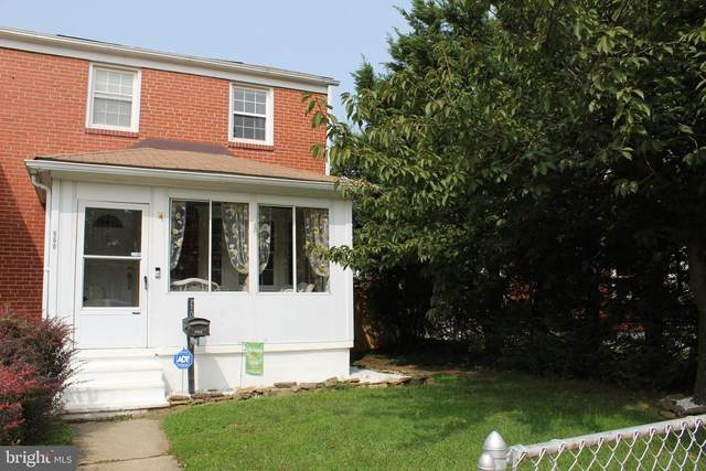 960 N Marlyn Avenue, BALTIMORE, MD 21221 (#MDBC506598) :: AJ Team Realty