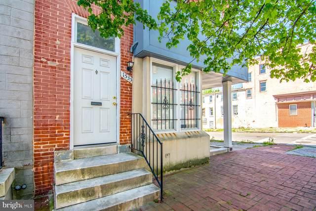 1535 W Lexington Street, BALTIMORE, MD 21223 (#MDBA524292) :: SURE Sales Group