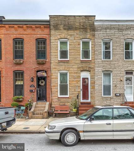 1320 Andre Street, BALTIMORE, MD 21230 (#MDBA524294) :: AJ Team Realty