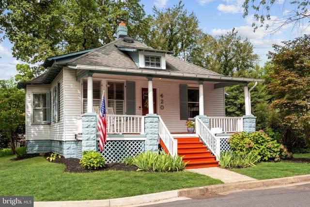 420 S Edgewood Street, ARLINGTON, VA 22204 (#VAAR169624) :: The Licata Group/Keller Williams Realty