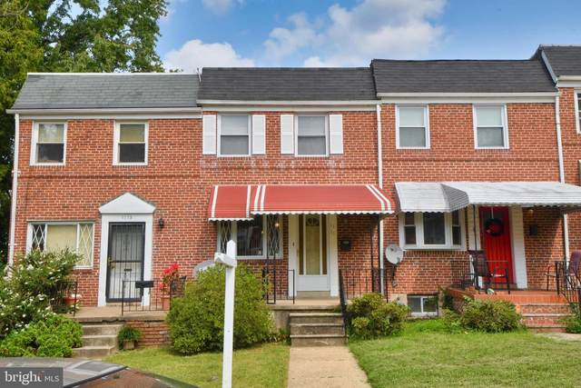 1111 Wedgewood Road, BALTIMORE, MD 21229 (#MDBA524298) :: Advon Group