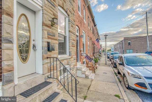 1431 Lowman Street, BALTIMORE, MD 21230 (#MDBA524310) :: Jennifer Mack Properties