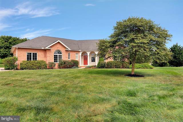 6478 Bent Oak Drive, FAYETTEVILLE, PA 17222 (#PAFL175260) :: The Heather Neidlinger Team With Berkshire Hathaway HomeServices Homesale Realty