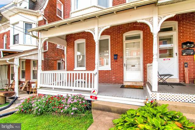 44 W 9TH Avenue, YORK, PA 17404 (#PAYK145414) :: Iron Valley Real Estate