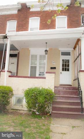 647 Bartlett Avenue, BALTIMORE, MD 21218 (#MDBA524328) :: Lucido Agency of Keller Williams