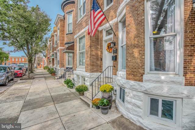 1519 Belt Street, BALTIMORE, MD 21230 (#MDBA524336) :: Advon Group