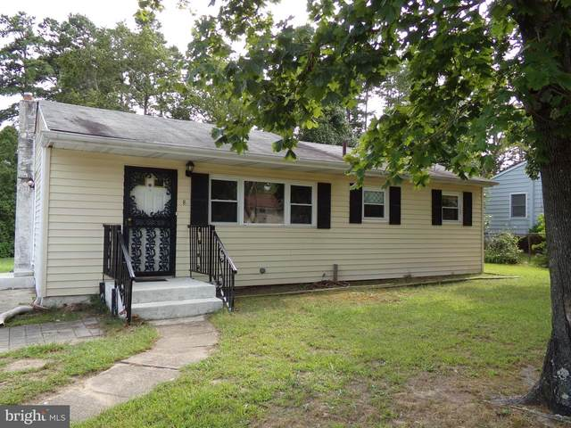 8 Trainor Place, BROWNS MILLS, NJ 08015 (#NJBL381818) :: Holloway Real Estate Group