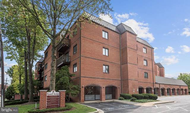 8 Russell Avenue #212, GAITHERSBURG, MD 20877 (#MDMC725810) :: RE/MAX Advantage Realty