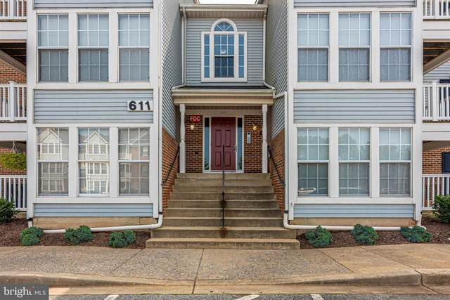 611 Himes Avenue #109, FREDERICK, MD 21703 (#MDFR270822) :: Ultimate Selling Team