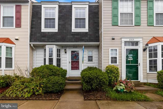 8529 Southlawn Court, ALEXANDRIA, VA 22309 (#VAFX1155360) :: Debbie Dogrul Associates - Long and Foster Real Estate