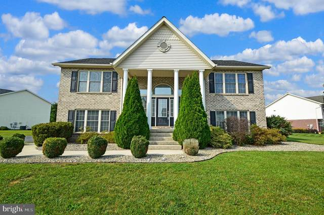 357 Martina Drive, CHAMBERSBURG, PA 17201 (#PAFL175266) :: The Heather Neidlinger Team With Berkshire Hathaway HomeServices Homesale Realty
