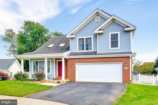 5748 Cherrywood Court, NEW MARKET, MD 21774 (#MDFR270824) :: Charis Realty Group