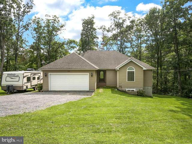 121 Hawk Trail, WINCHESTER, VA 22602 (#VAFV159794) :: Pearson Smith Realty
