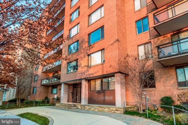 3315 Wisconsin Avenue NW #405, WASHINGTON, DC 20016 (#DCDC487126) :: Jennifer Mack Properties