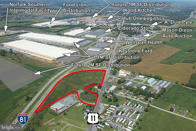 0 Molly Pitcher Highway, GREENCASTLE, PA 17225 (#PAFL175272) :: The Redux Group