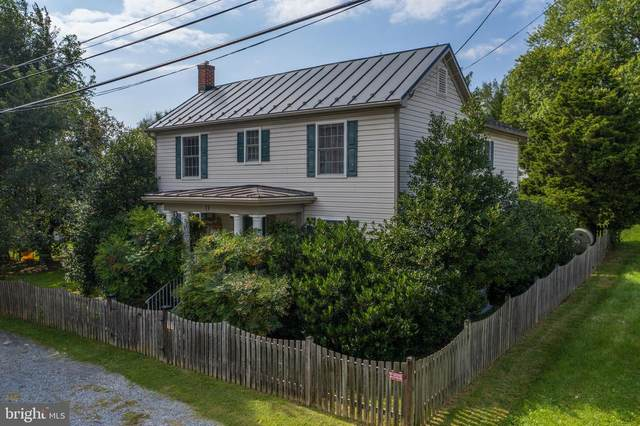 11 Rice Street, BERRYVILLE, VA 22611 (#VACL111738) :: Pearson Smith Realty