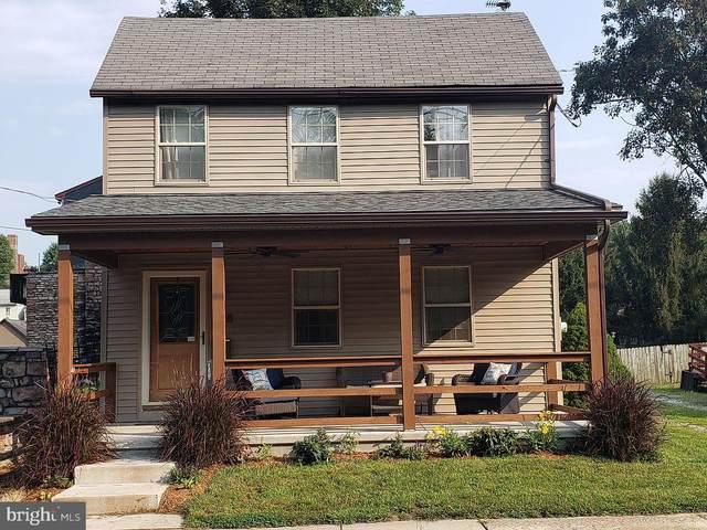 378 E Front Street, MARIETTA, PA 17547 (#PALA170176) :: Liz Hamberger Real Estate Team of KW Keystone Realty