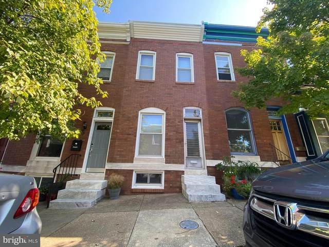 531 S Curley Street, BALTIMORE, MD 21224 (#MDBA524388) :: SURE Sales Group