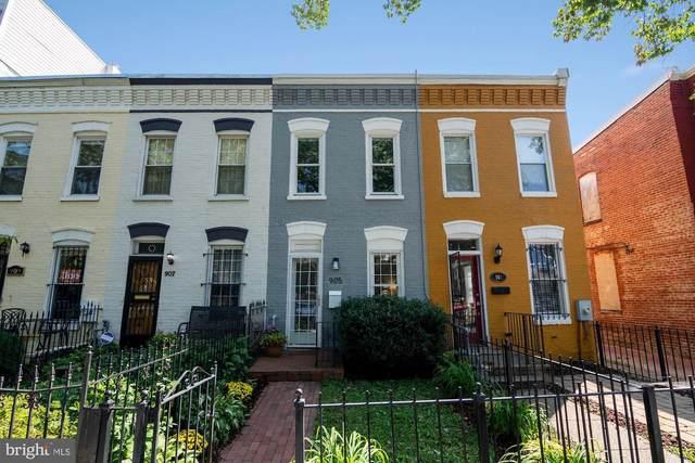 905 8TH Street NE, WASHINGTON, DC 20002 (#DCDC487150) :: Jennifer Mack Properties