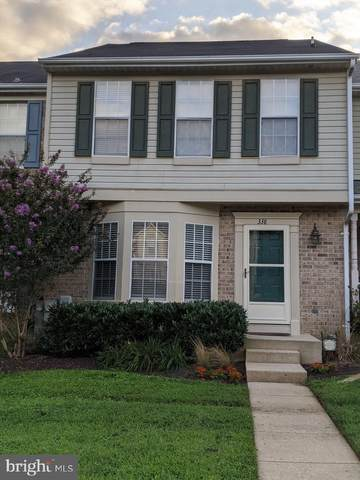 338 Honey Locust Court, BEL AIR, MD 21015 (#MDHR251858) :: ExecuHome Realty
