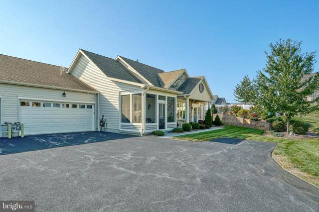 102 S Alpine Drive 25C, YORK, PA 17408 (#PAYK145466) :: TeamPete Realty Services, Inc