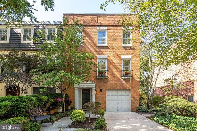 207 James Thurber Court, FALLS CHURCH, VA 22046 (#VAFA111560) :: SURE Sales Group