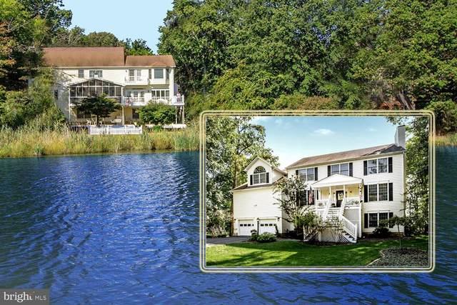 1002 S Creek View Court, CHURCHTON, MD 20733 (#MDAA446700) :: The Licata Group/Keller Williams Realty