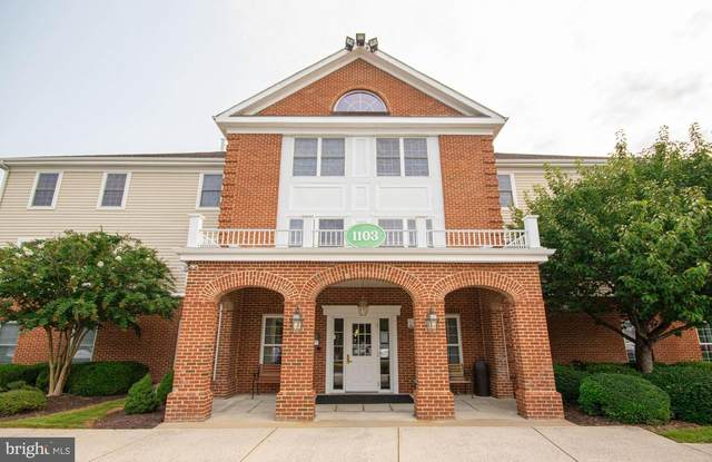1103 S Schumaker Drive C006, SALISBURY, MD 21804 (#MDWC109788) :: Great Falls Great Homes
