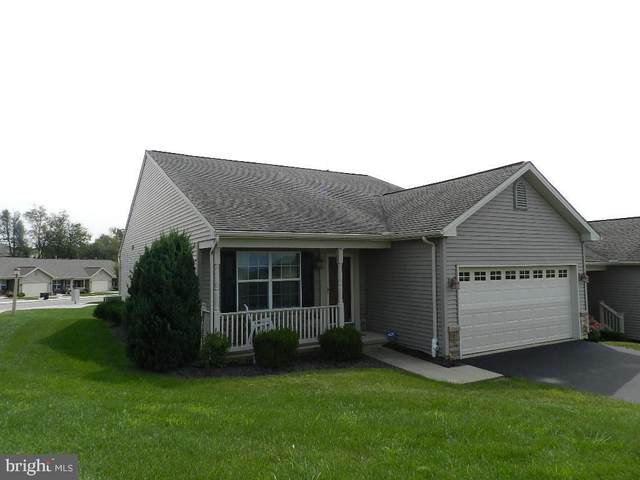 124 Shetland Drive #121, RED LION, PA 17356 (#PAYK145478) :: TeamPete Realty Services, Inc