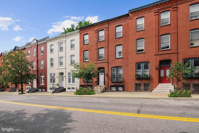 1914 Park Avenue, BALTIMORE, MD 21217 (#MDBA524434) :: The Redux Group