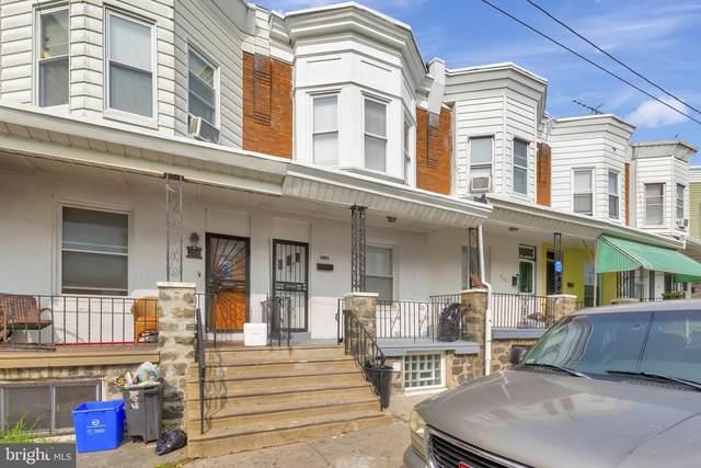 210 N Simpson Street, PHILADELPHIA, PA 19139 (#PAPH935612) :: Pearson Smith Realty