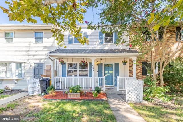 562 Valleywood Road, MILLERSVILLE, MD 21108 (#MDAA446718) :: Jennifer Mack Properties