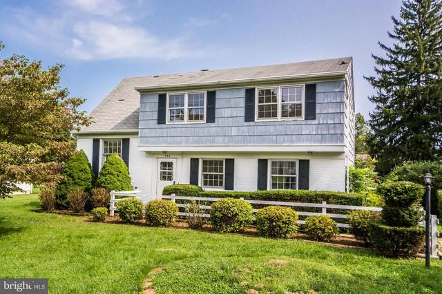 603 Mapleview Drive, BEL AIR, MD 21014 (#MDHR251876) :: The Redux Group