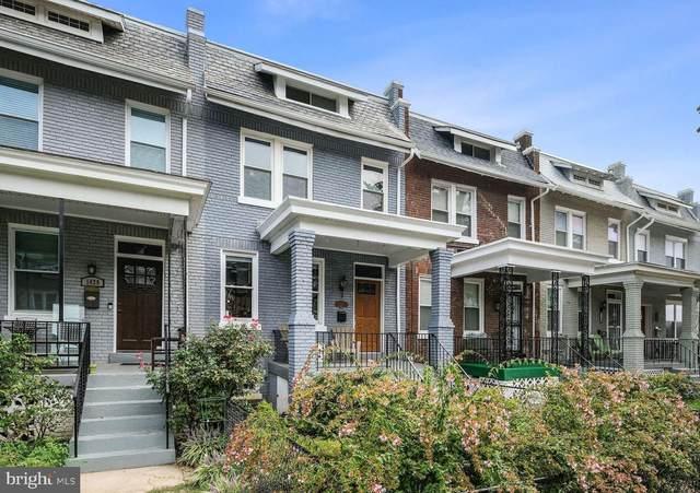 1422 Morse Street NE, WASHINGTON, DC 20002 (#DCDC487202) :: The Riffle Group of Keller Williams Select Realtors