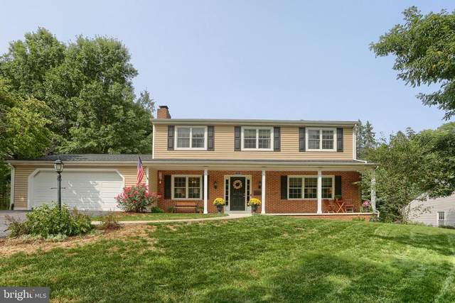 25 Meadow Drive, CAMP HILL, PA 17011 (#PAYK145488) :: The Joy Daniels Real Estate Group