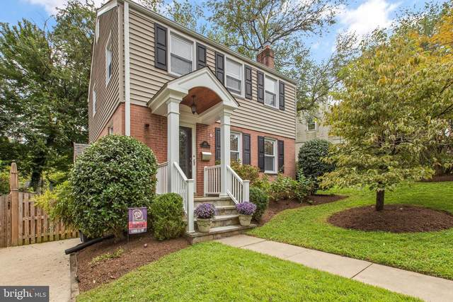 867 N Lebanon Street, ARLINGTON, VA 22205 (#VAAR169650) :: City Smart Living