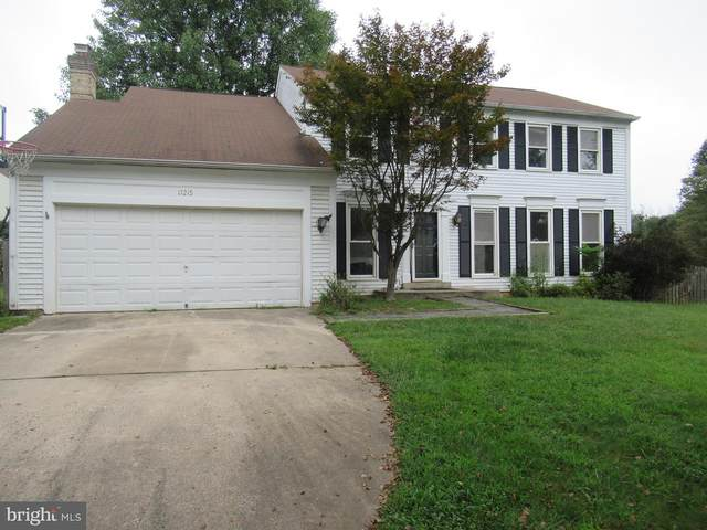 17215 Sandy Knoll Drive, OLNEY, MD 20832 (#MDMC725880) :: VSells & Associates of Compass