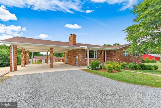 1985 Adelina Road, PRINCE FREDERICK, MD 20678 (#MDCA178682) :: Gail Nyman Group