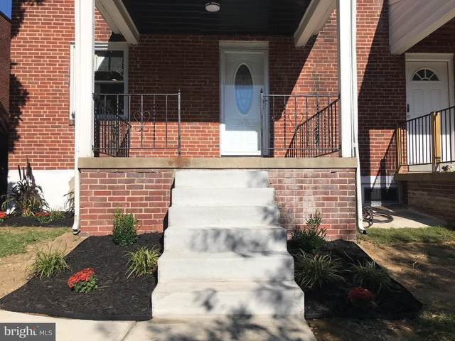 214 N Edgewood Street, BALTIMORE, MD 21229 (#MDBA524454) :: Crossman & Co. Real Estate