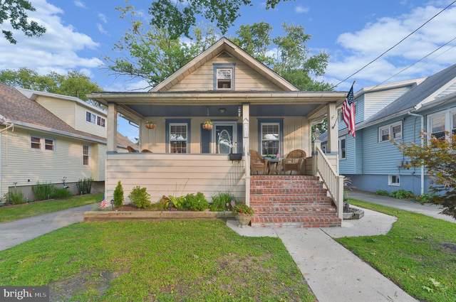 112 E Narberth Terrace, COLLINGSWOOD, NJ 08108 (#NJCD402750) :: Larson Fine Properties