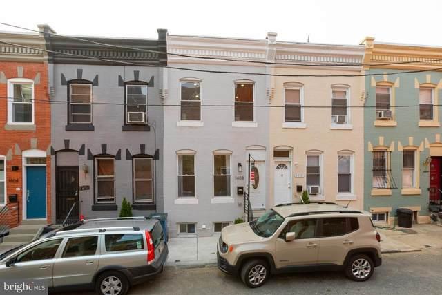 1408 N Newkirk Street, PHILADELPHIA, PA 19121 (#PAPH935680) :: John Lesniewski | RE/MAX United Real Estate