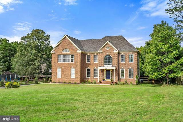 10807 Belmont Boulevard, LORTON, VA 22079 (#VAFX1155498) :: Debbie Dogrul Associates - Long and Foster Real Estate